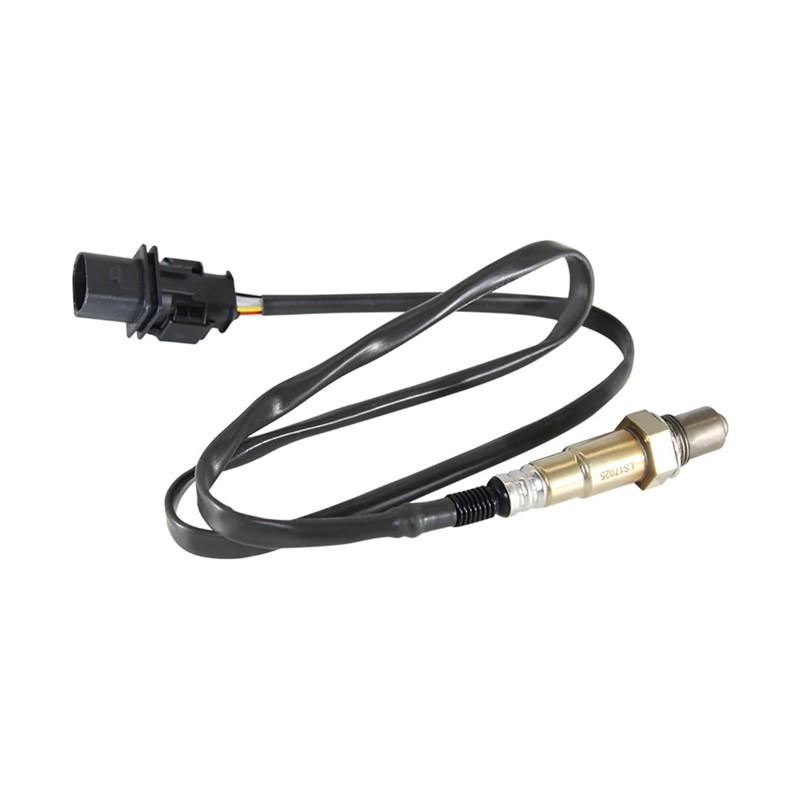 Wide-band Air/Fuel Ratio (AFR) Gauge with Wide-Band Oxygen Sensor, Digital/Analog LED Display Image 1