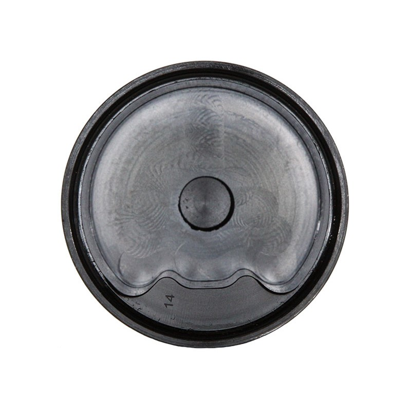 Catch Can, -10AN GV, NO BRACKET, BLACK* Image 4