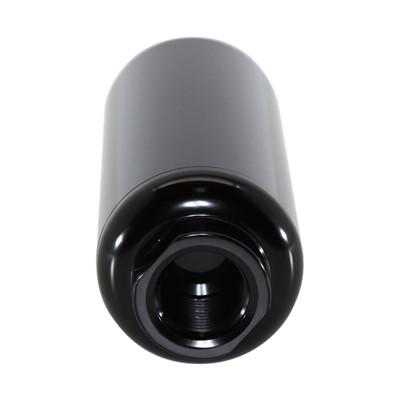 Fuel Filter Housing, Ø61mm -12ORB, BLACK Image 2