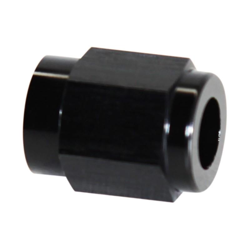 Tube Nut, -3AN, Aluminum Image 1