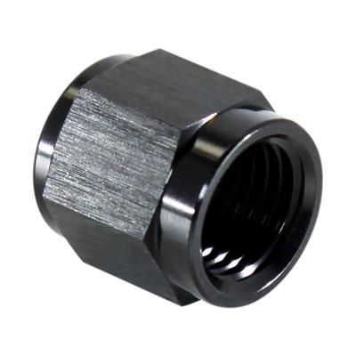 Tube Nut, -4AN, Aluminum Image 2