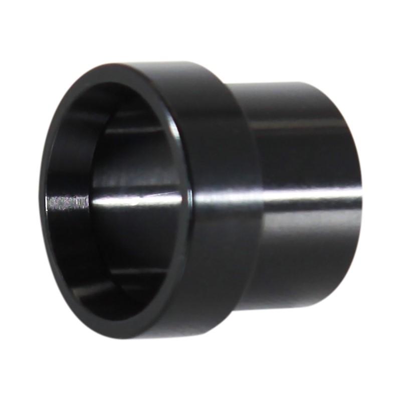 Tube Sleeve, -6AN, Aluminum Image 1