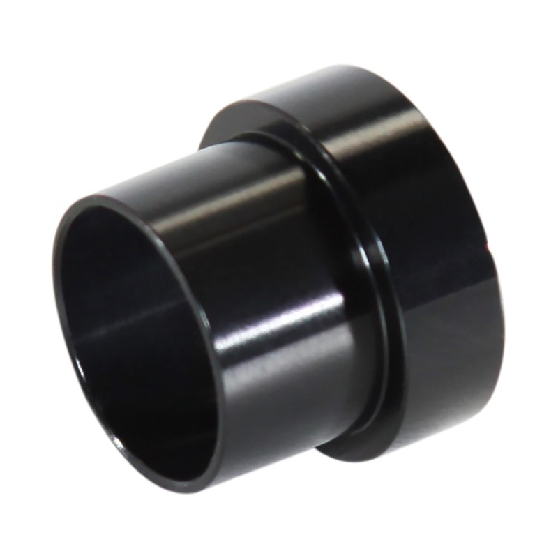 Tube Sleeve, -6AN, Aluminum Image 2