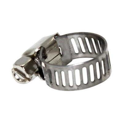 """5/8"""" Gear Clamp - Stainless* Image 1"""