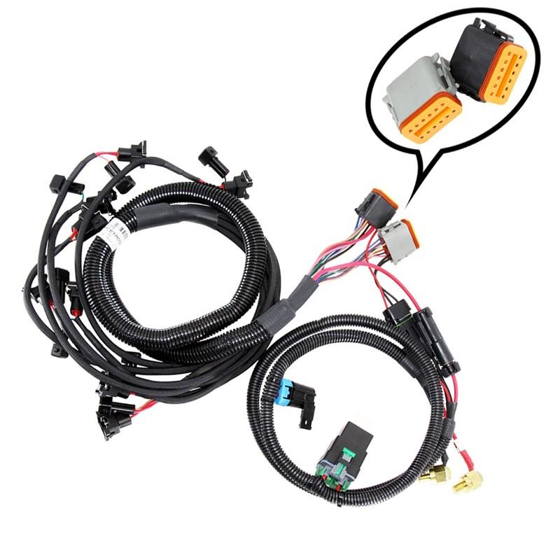 V8 USCAR Connector Input Option Image 1