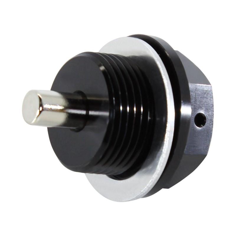 Oil Drain Plug, Magnetic 22x1.5mm, BLK Image 1