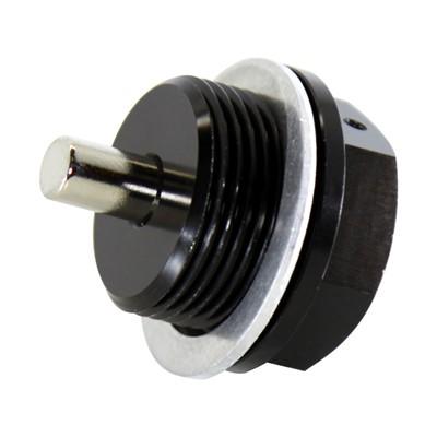 Oil Drain Plug, Magnetic 24x1.5mm, Black Image 1