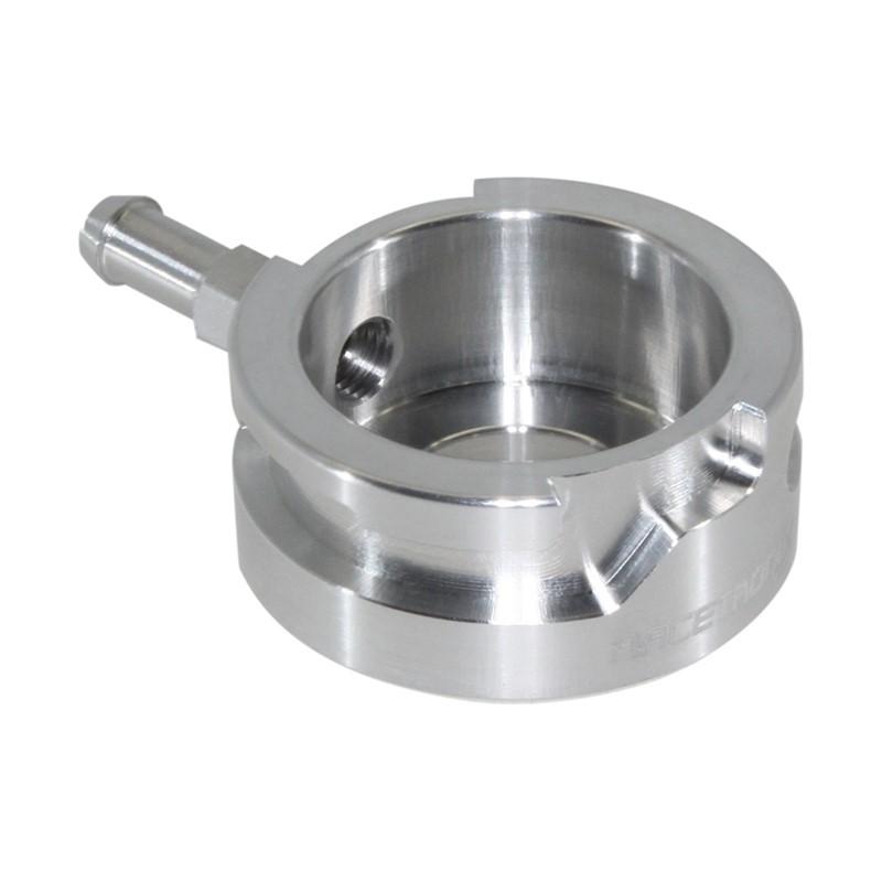 Rad Water Neck, 32mm ID, Aluminum Image 1