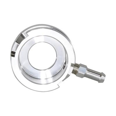 Rad Water Neck, 32mm ID, Aluminum Image 3