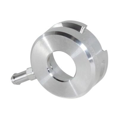 Rad Water Neck, 32mm ID, Aluminum Image 4