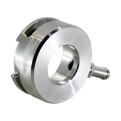 Rad Water Neck, 42mm ID, Aluminum Image 3