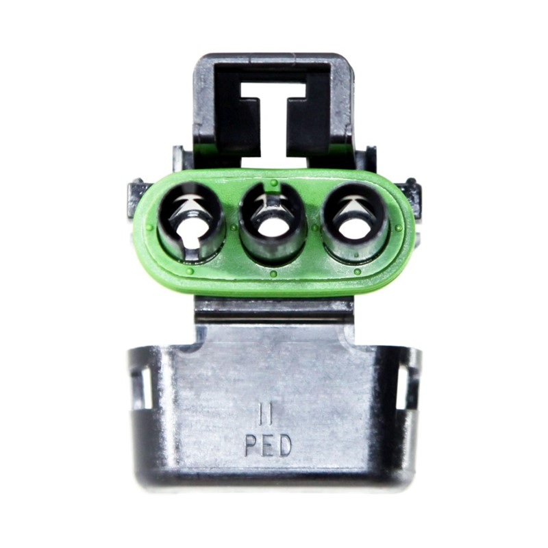 Connector Set, 3 Way Weather-Pack Image 1