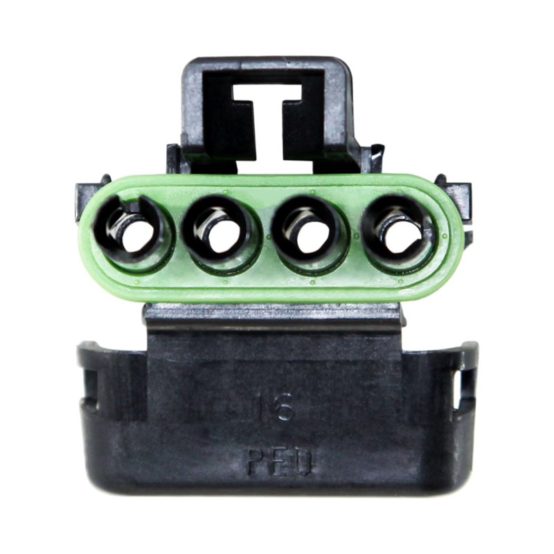 Connector Set, 4-Way Weather-Pack Image 1