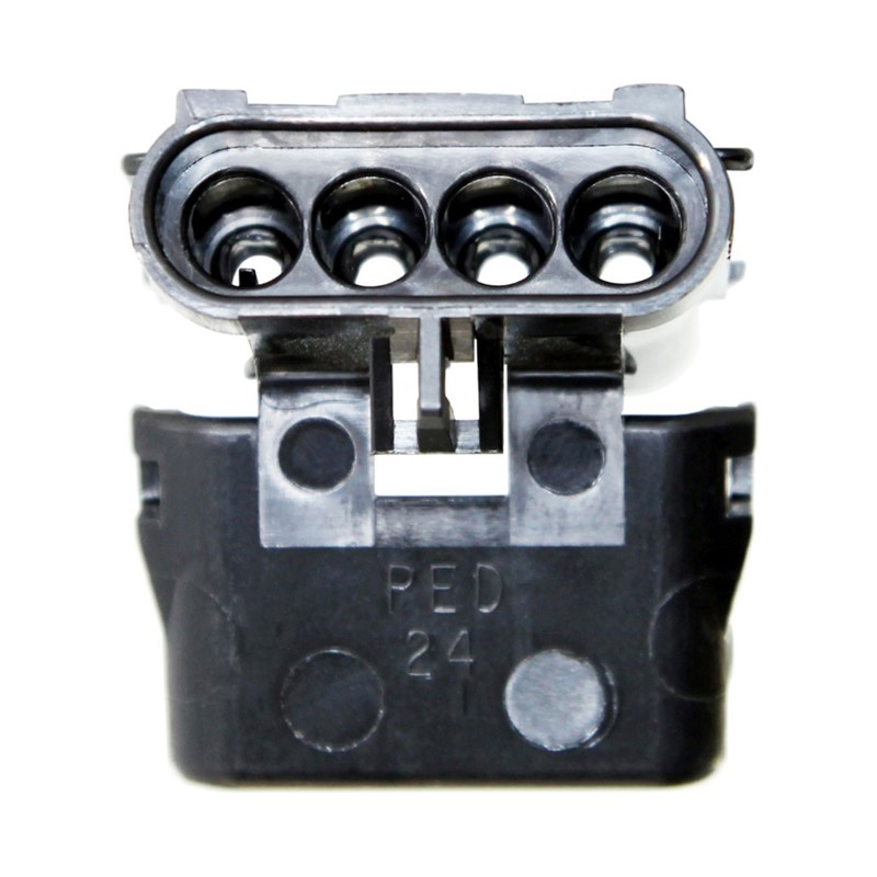 Connector Set, 4-Way Weather-Pack Image 2
