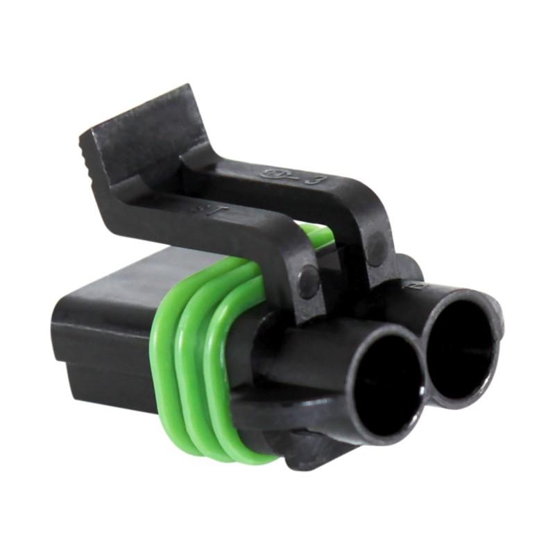 Connector Set, Fuel Pump / Hobbs Switch Image 1