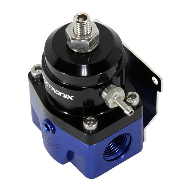 Regulator, EFI -8 / -6 E85, BLACK/BLUE Image 2