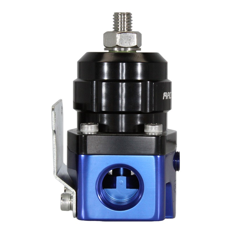Regulator, EFI -8 / -6 E85, BLACK/BLUE Image 4
