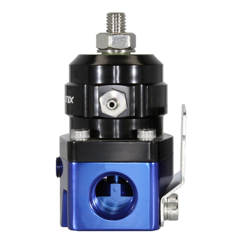 Regulator, EFI -8 / -6 E85, BLACK/BLUE Image 5