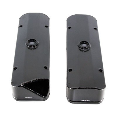 Valve Cover, D/S G7 Aluminum Black Image 1