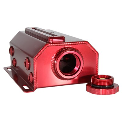 Catch Tank, 2L 10AN, G-View Alm, RED Image 4