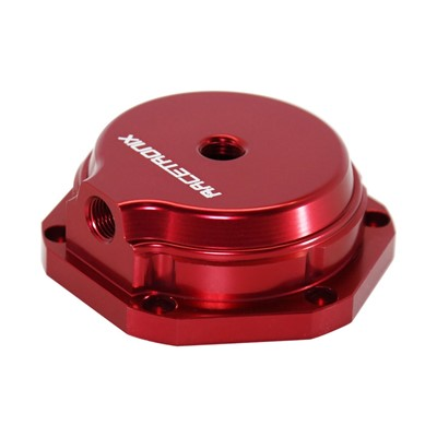 Wastegate Top, 38mm, Red Image 1