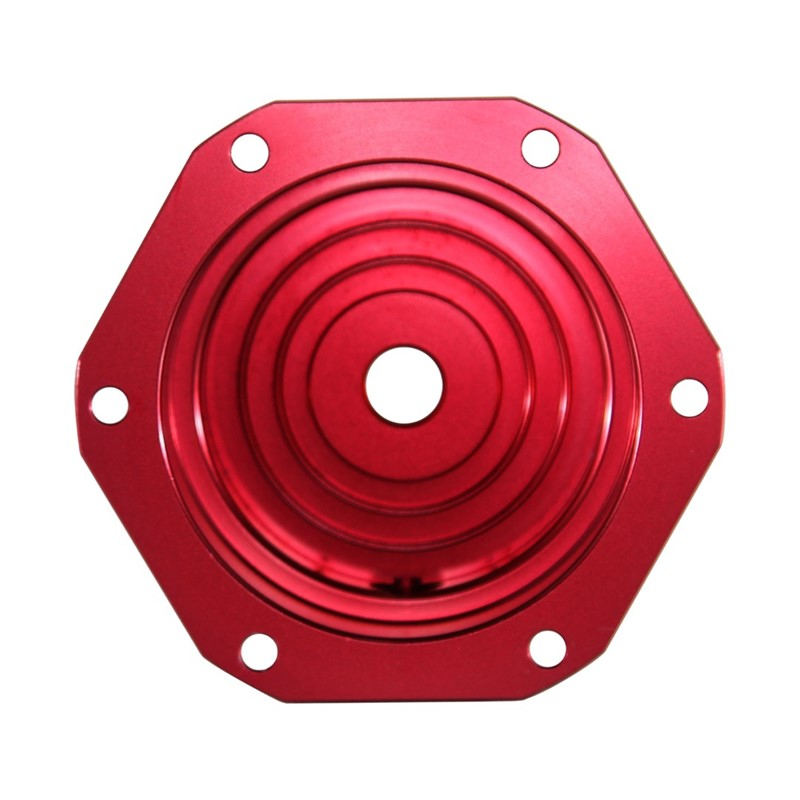 Wastegate Top, 38mm, Red Image 3