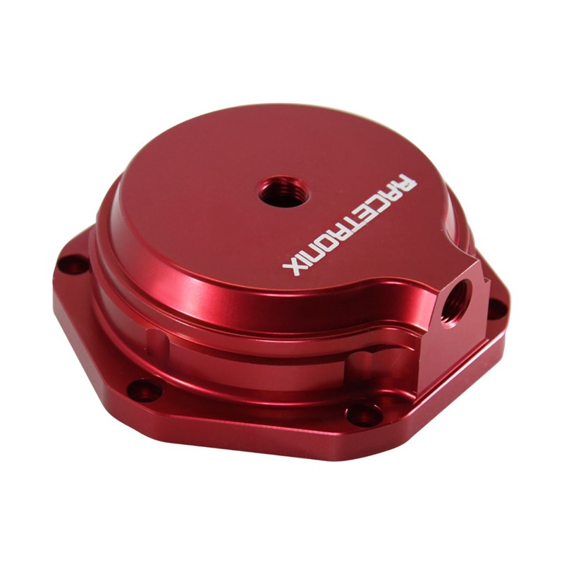 Wastegate Top, 44mm, Red Image 1
