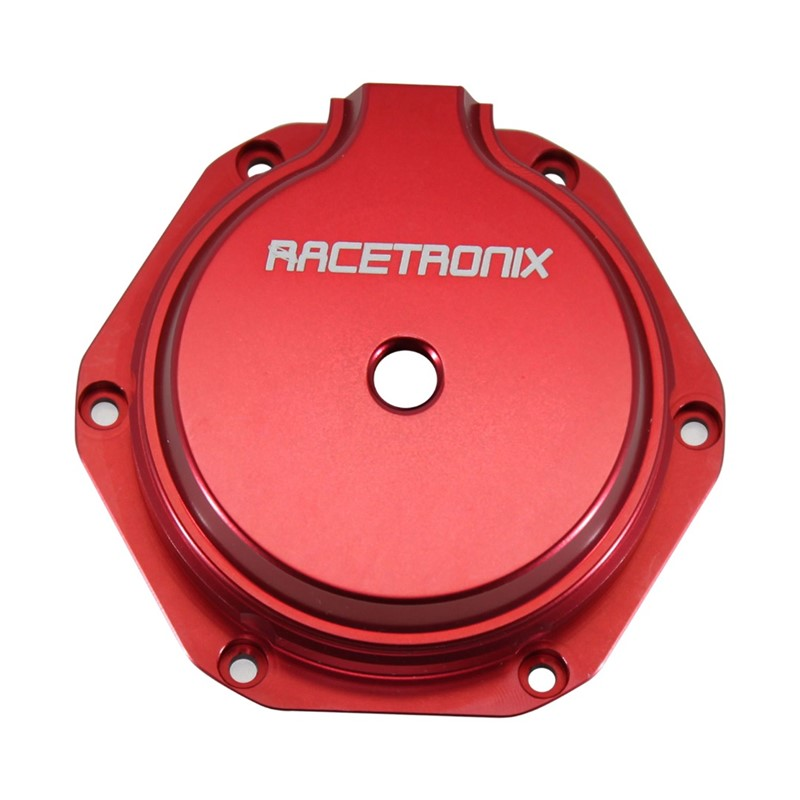 Wastegate Top, 44mm, Red Image 2